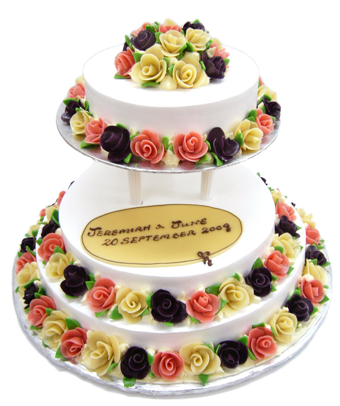 5 tier wedding cake singapore wedding cakes lecafe sg 10470